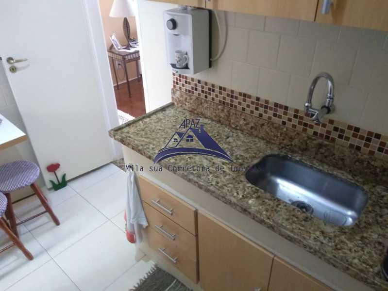 COZINHA - Apartamento 2 quartos à venda Rio de Janeiro,RJ - R$ 580.000 - MSAP20040 - 14
