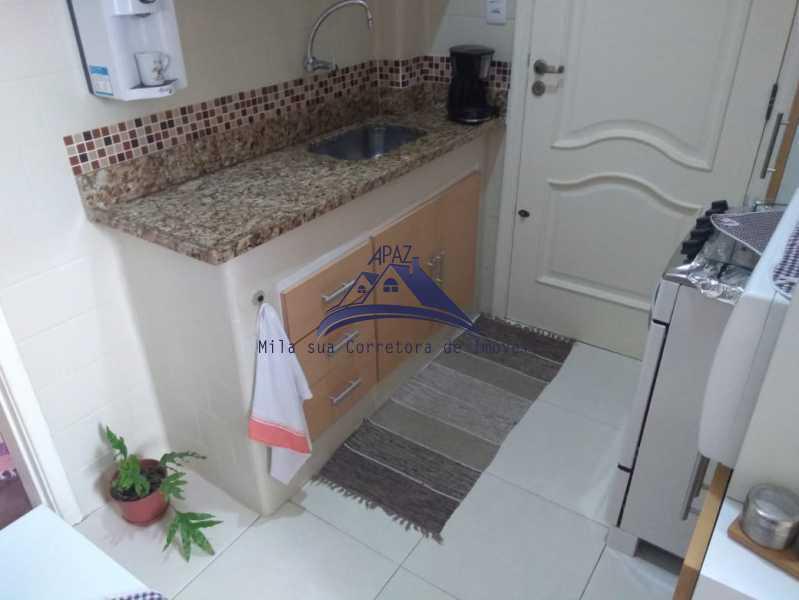 PIA COZINHA - Apartamento 2 quartos à venda Rio de Janeiro,RJ - R$ 580.000 - MSAP20040 - 15