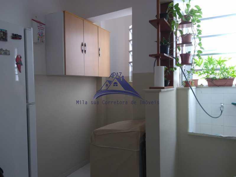 ÁREA - Apartamento 2 quartos à venda Rio de Janeiro,RJ - R$ 580.000 - MSAP20040 - 18
