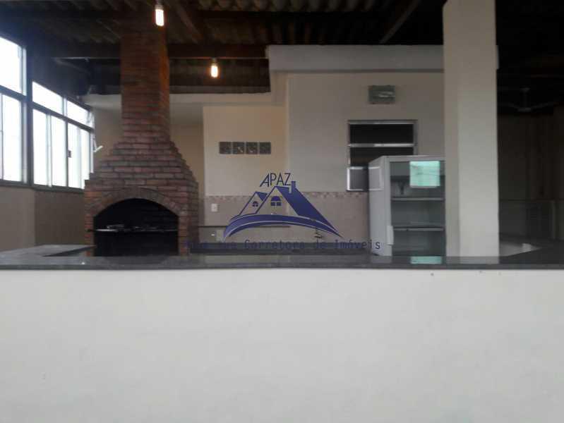 CHURRASQUEIRA - Apartamento 2 quartos à venda Rio de Janeiro,RJ - R$ 580.000 - MSAP20040 - 19
