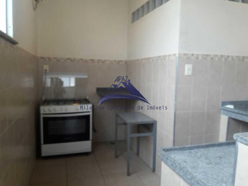 COZ SALÃO DE FESTA - Apartamento 2 quartos à venda Rio de Janeiro,RJ - R$ 580.000 - MSAP20040 - 20