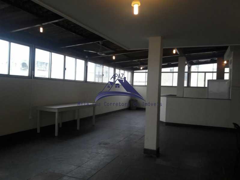 SALÃO AMPLO 2 - Apartamento 2 quartos à venda Rio de Janeiro,RJ - R$ 580.000 - MSAP20040 - 21