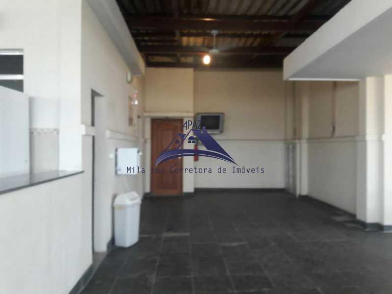 SALÃO AMPLO - Apartamento 2 quartos à venda Rio de Janeiro,RJ - R$ 580.000 - MSAP20040 - 22