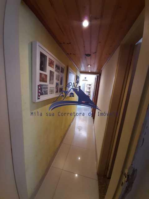 CORREDOR - Cobertura Rio de Janeiro,Catete,RJ À Venda,1 Quarto,46m² - MSCO10001 - 8