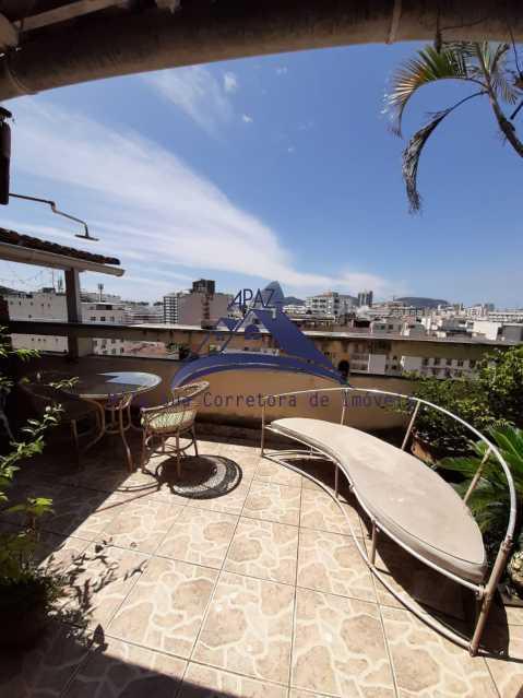 COBERTURA VISÃO AMPLA - Cobertura Rio de Janeiro,Catete,RJ À Venda,1 Quarto,46m² - MSCO10001 - 12