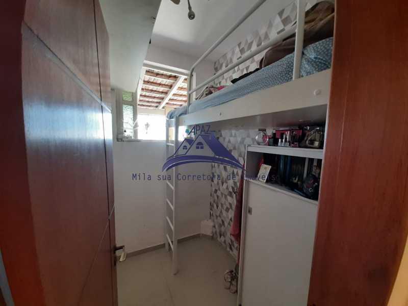 DEPENDENCIA DE EMPREGADA - Cobertura Rio de Janeiro,Catete,RJ À Venda,1 Quarto,46m² - MSCO10001 - 15