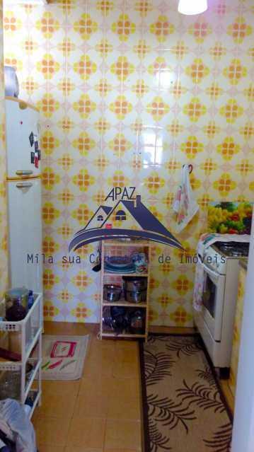 02 fabio gloria - Apartamento 2 quartos à venda Rio de Janeiro,RJ - R$ 465.000 - MSAP20043 - 14