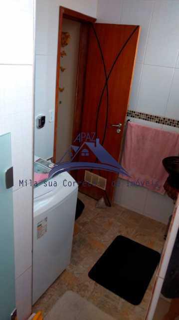 04 fabio gloria - Apartamento 2 quartos à venda Rio de Janeiro,RJ - R$ 465.000 - MSAP20043 - 16