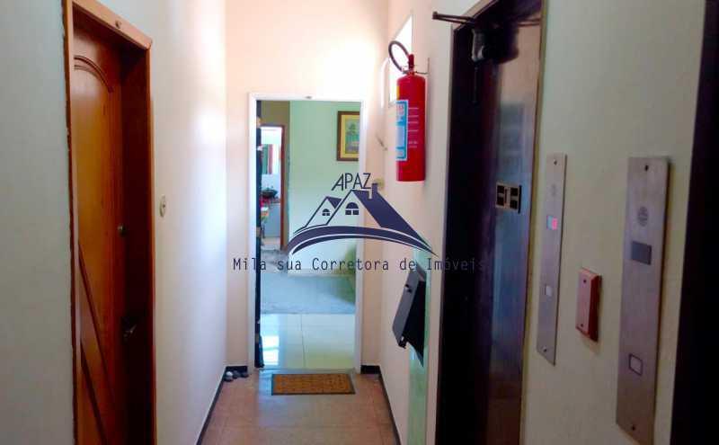 08 fabio gloria - Apartamento 2 quartos à venda Rio de Janeiro,RJ - R$ 465.000 - MSAP20043 - 6