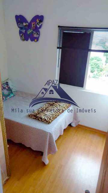 010 fabio gloria - Apartamento 2 quartos à venda Rio de Janeiro,RJ - R$ 465.000 - MSAP20043 - 7