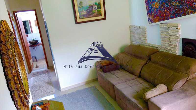 020 fabio gloria - Apartamento 2 quartos à venda Rio de Janeiro,RJ - R$ 465.000 - MSAP20043 - 1