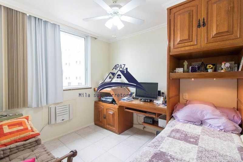 laranjeiras 28 - Apartamento 3 quartos à venda Rio de Janeiro,RJ - R$ 985.000 - MSAP30050 - 9