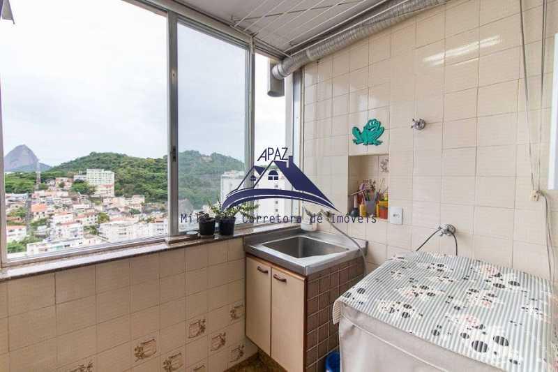 laranjeiras 25 - Apartamento 3 quartos à venda Rio de Janeiro,RJ - R$ 985.000 - MSAP30050 - 24