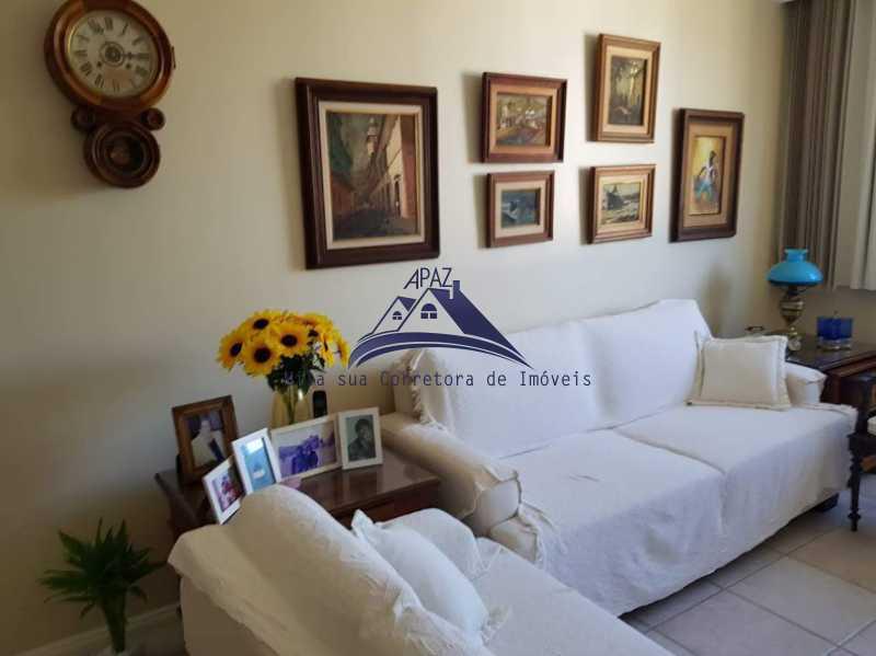 laranjeiras 24 - Apartamento 3 quartos à venda Rio de Janeiro,RJ - R$ 985.000 - MSAP30050 - 1