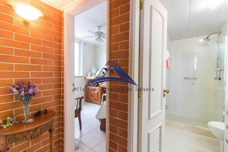 laranjeiras 23 - Apartamento 3 quartos à venda Rio de Janeiro,RJ - R$ 985.000 - MSAP30050 - 8