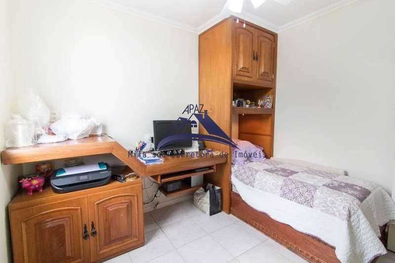 laranjeiras 22 - Apartamento 3 quartos à venda Rio de Janeiro,RJ - R$ 985.000 - MSAP30050 - 10