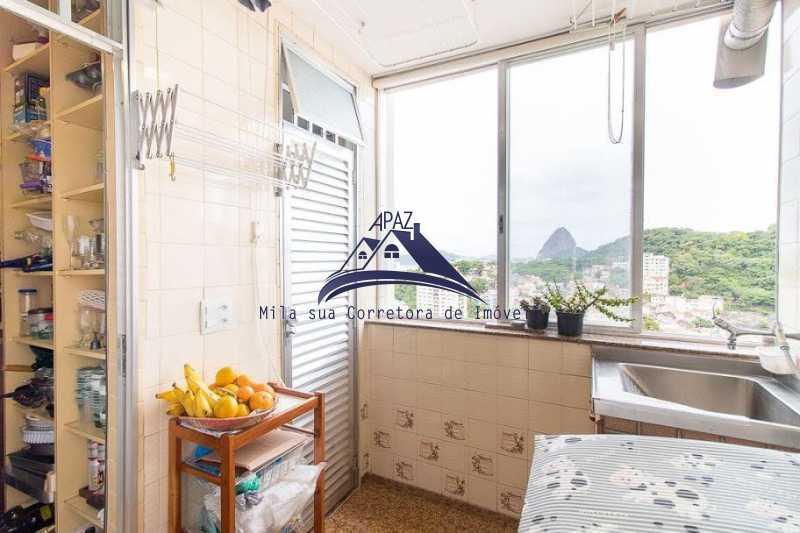 laranjeiras 21 - Apartamento 3 quartos à venda Rio de Janeiro,RJ - R$ 985.000 - MSAP30050 - 25