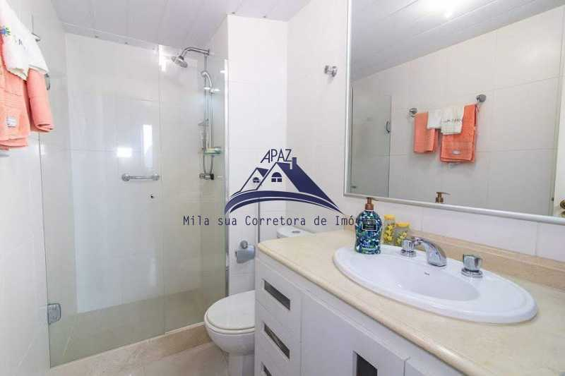 laranjeiras 18 - Apartamento 3 quartos à venda Rio de Janeiro,RJ - R$ 985.000 - MSAP30050 - 14