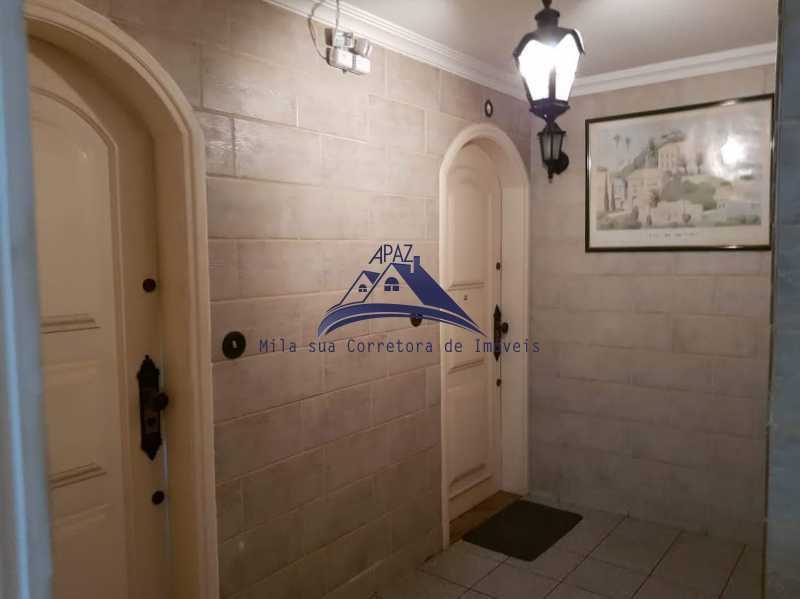 laranjeiras 17 - Apartamento 3 quartos à venda Rio de Janeiro,RJ - R$ 985.000 - MSAP30050 - 5