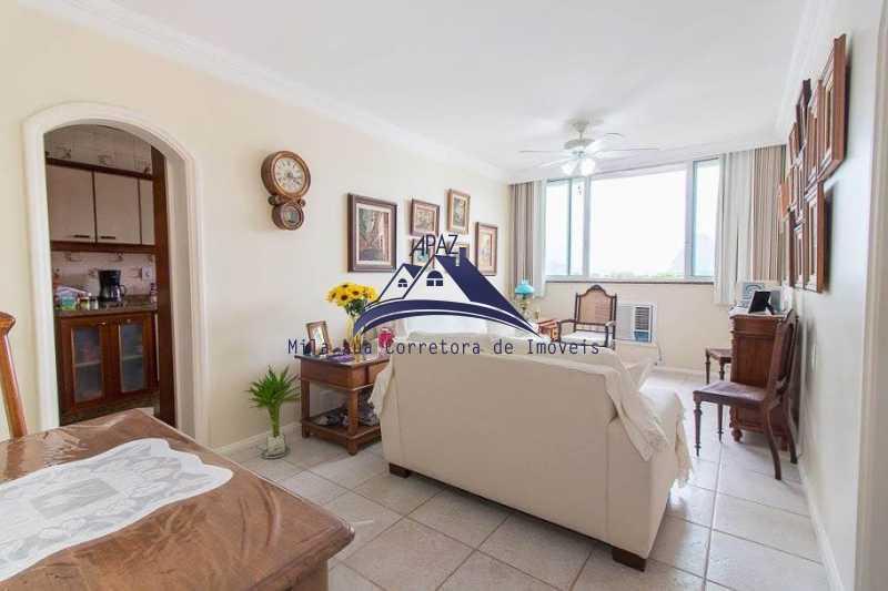 laranjeiras 9 - Apartamento 3 quartos à venda Rio de Janeiro,RJ - R$ 985.000 - MSAP30050 - 3