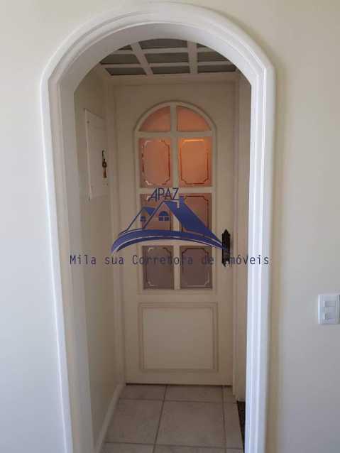 laranjeiras 8 - Apartamento 3 quartos à venda Rio de Janeiro,RJ - R$ 985.000 - MSAP30050 - 6
