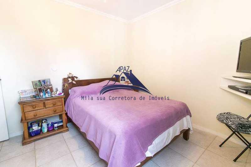 laranjeiras 6 - Apartamento 3 quartos à venda Rio de Janeiro,RJ - R$ 985.000 - MSAP30050 - 20