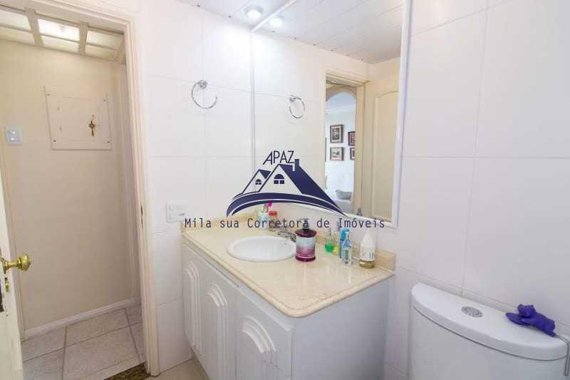 laranjeiras 3 - Apartamento 3 quartos à venda Rio de Janeiro,RJ - R$ 985.000 - MSAP30050 - 26