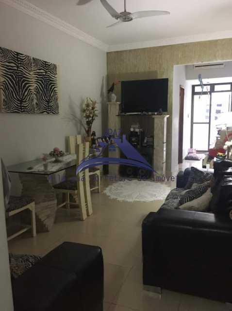 024 - Apartamento 2 quartos à venda Rio de Janeiro,RJ - R$ 690.000 - MSAP20045 - 3