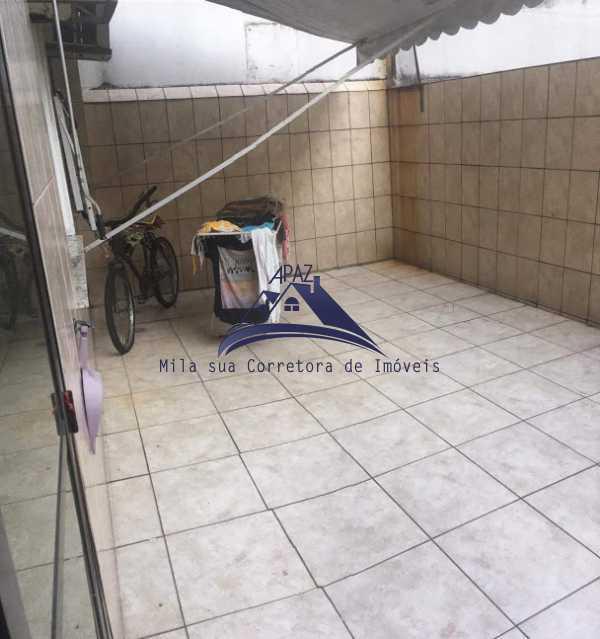 01 - Apartamento 2 quartos à venda Rio de Janeiro,RJ - R$ 690.000 - MSAP20045 - 23