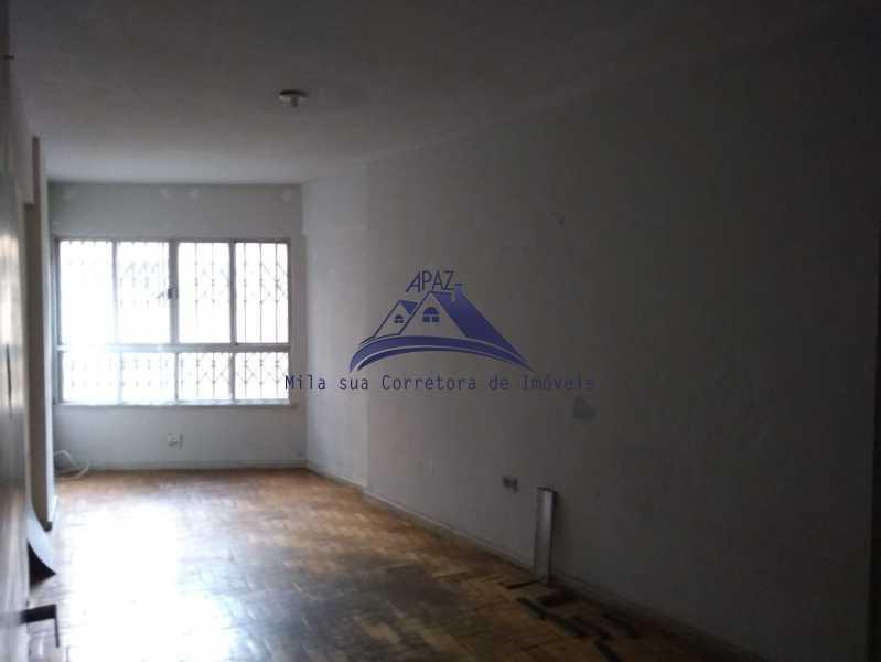 SALA AMPLA - Apartamento 1 quarto à venda Rio de Janeiro,RJ - R$ 450.000 - MSAP10017 - 1