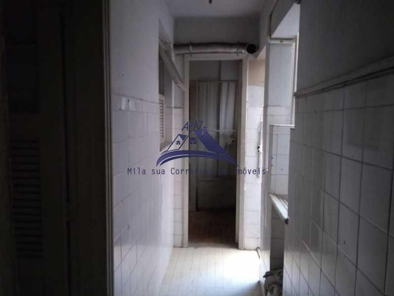 AREA D ESERVIÇO - Apartamento 1 quarto à venda Rio de Janeiro,RJ - R$ 450.000 - MSAP10017 - 5