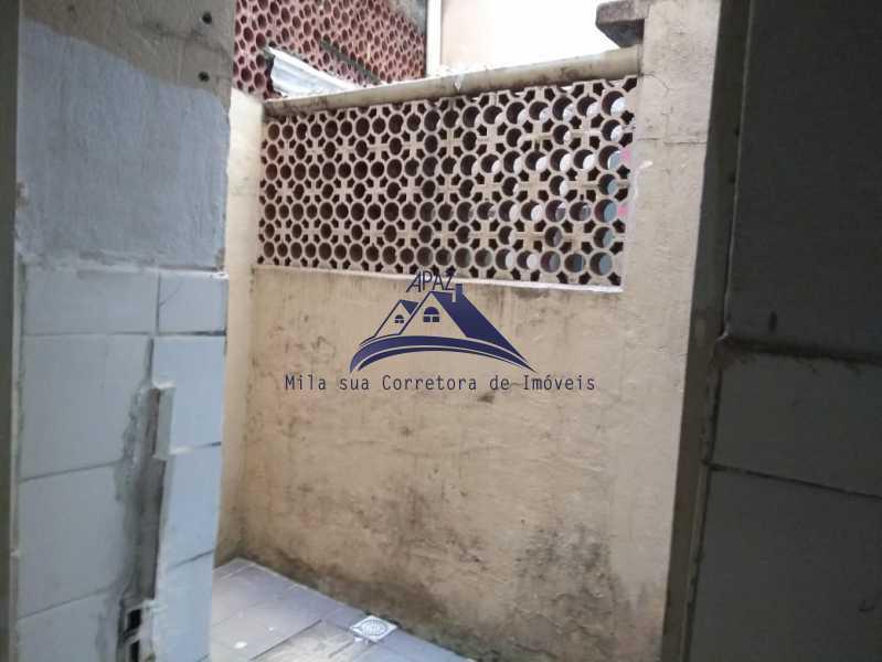 AREA - Apartamento 1 quarto à venda Rio de Janeiro,RJ - R$ 450.000 - MSAP10017 - 8