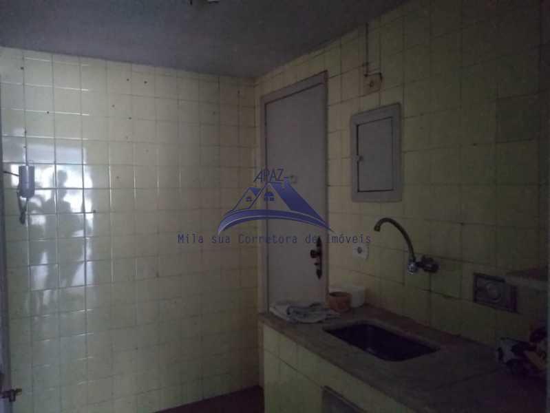 COZINHA - Apartamento 1 quarto à venda Rio de Janeiro,RJ - R$ 450.000 - MSAP10017 - 9