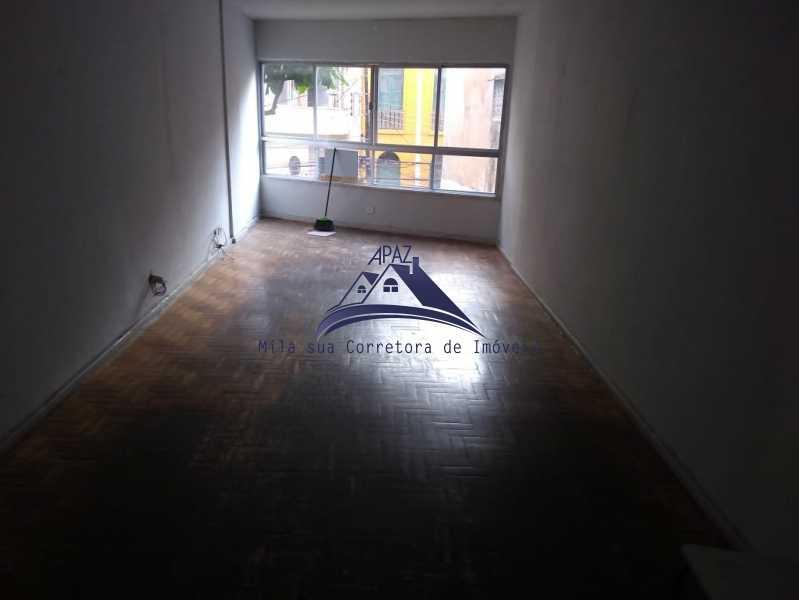 SALA VISÃO RUA - Apartamento 1 quarto à venda Rio de Janeiro,RJ - R$ 450.000 - MSAP10017 - 4