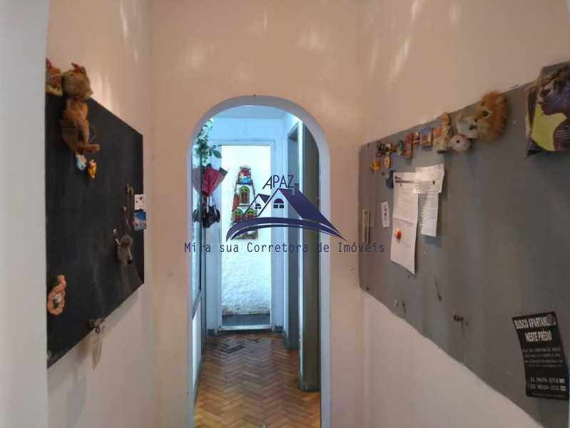 CORREDOR - Apartamento 2 quartos à venda Rio de Janeiro,RJ - R$ 580.000 - MSAP20046 - 7