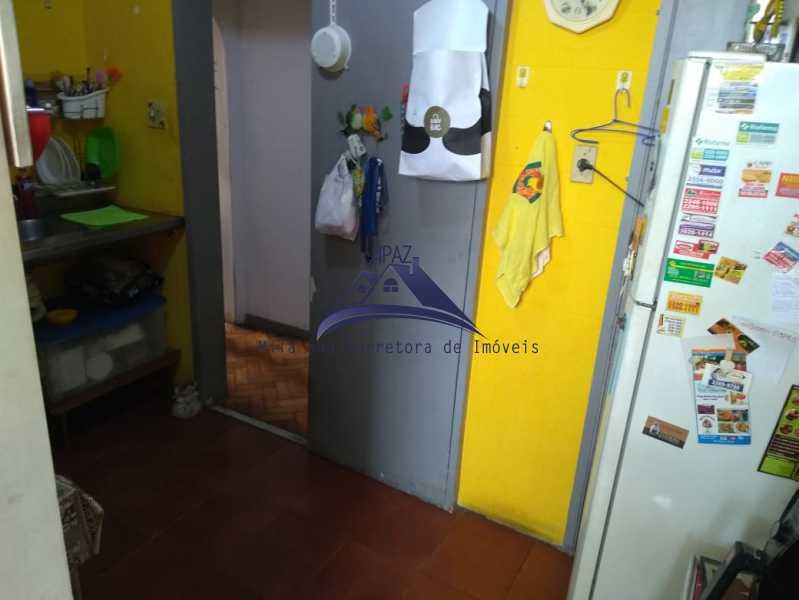 COZINHA PORTA - Apartamento 2 quartos à venda Rio de Janeiro,RJ - R$ 580.000 - MSAP20046 - 8