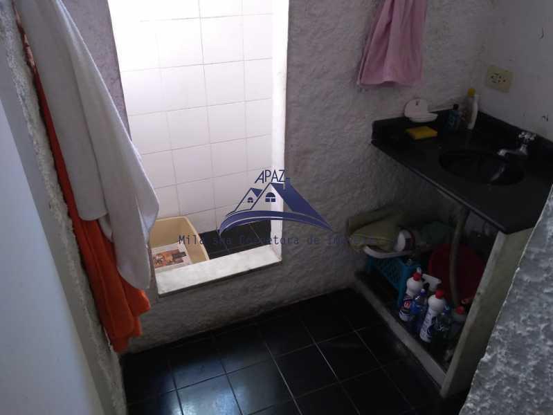 BANHEIRO BOXE - Apartamento 2 quartos à venda Rio de Janeiro,RJ - R$ 580.000 - MSAP20046 - 6