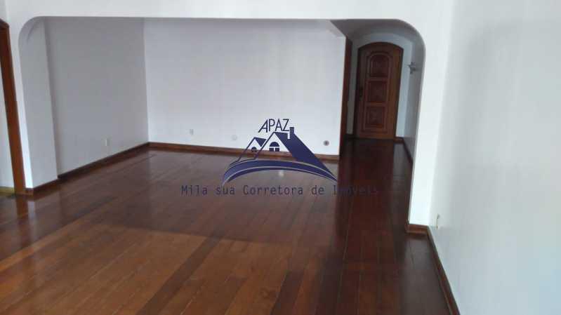 SALA - Apartamento 3 quartos à venda Rio de Janeiro,RJ - R$ 1.100.000 - MSAP30052 - 4