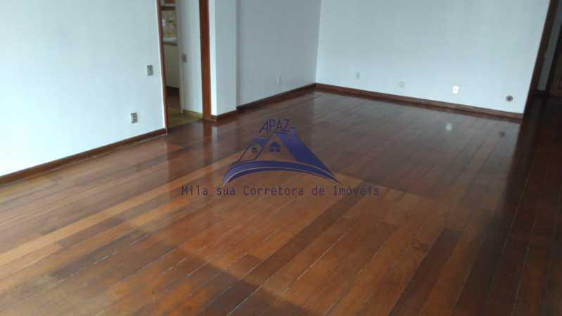 QUARTO CHÃO - Apartamento 3 quartos à venda Rio de Janeiro,RJ - R$ 1.100.000 - MSAP30052 - 10