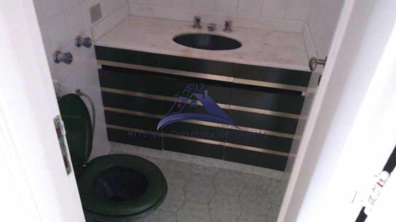 BANHEIRO - Apartamento 3 quartos à venda Rio de Janeiro,RJ - R$ 1.100.000 - MSAP30052 - 11