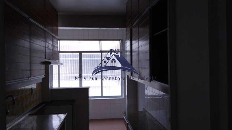 COZINHA AMPLA - Apartamento 3 quartos à venda Rio de Janeiro,RJ - R$ 1.100.000 - MSAP30052 - 12