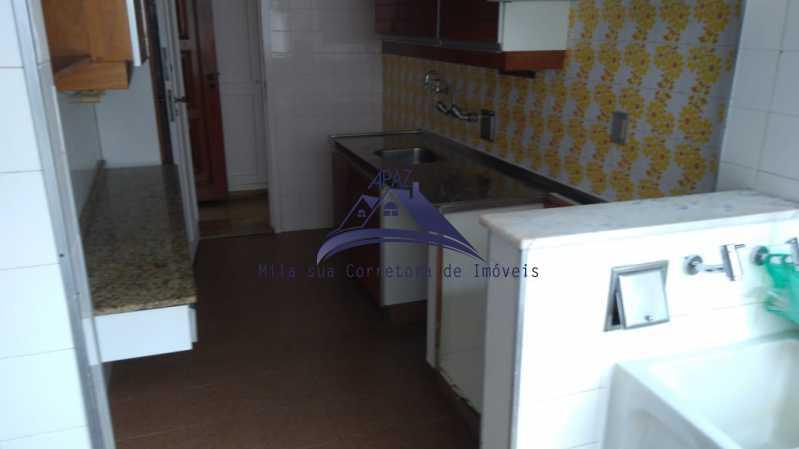 COZINHA E LAVANDERIA - Apartamento 3 quartos à venda Rio de Janeiro,RJ - R$ 1.100.000 - MSAP30052 - 13