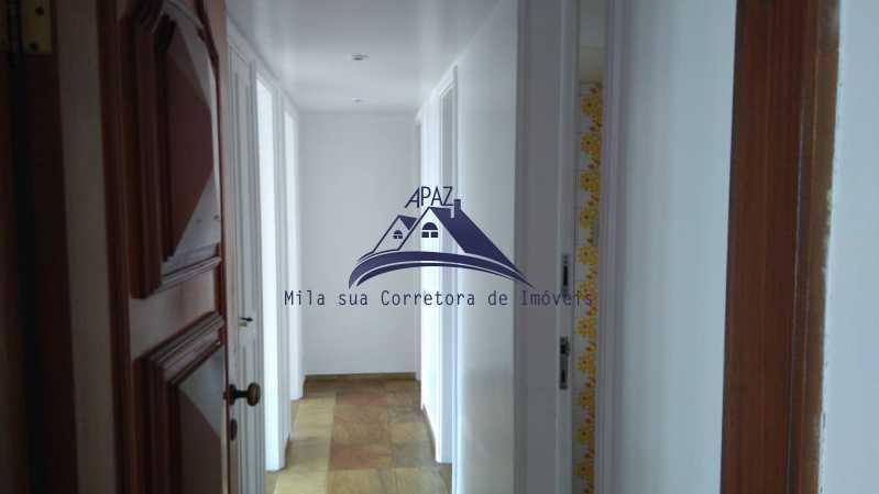ENTRADA APT - Apartamento 3 quartos à venda Rio de Janeiro,RJ - R$ 1.100.000 - MSAP30052 - 1