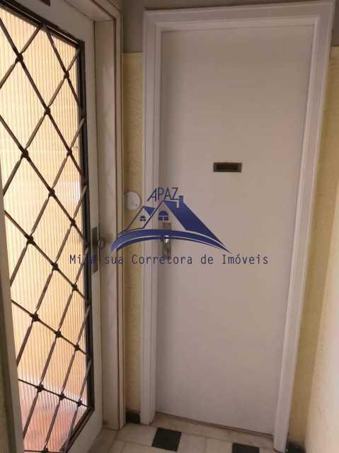 ENTRADA - Apartamento 3 quartos à venda Rio de Janeiro,RJ - R$ 950.000 - MSAP30053 - 1