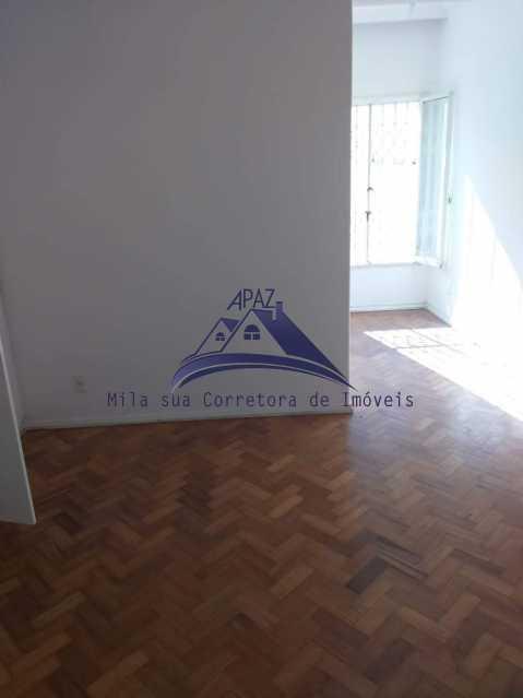 SALA VISÂO JANELA - Apartamento 3 quartos à venda Rio de Janeiro,RJ - R$ 950.000 - MSAP30053 - 4