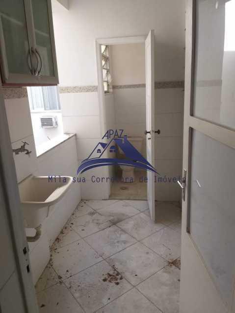 ÁREA de SERVIÇO BANHEIRO - Apartamento 3 quartos à venda Rio de Janeiro,RJ - R$ 950.000 - MSAP30053 - 9