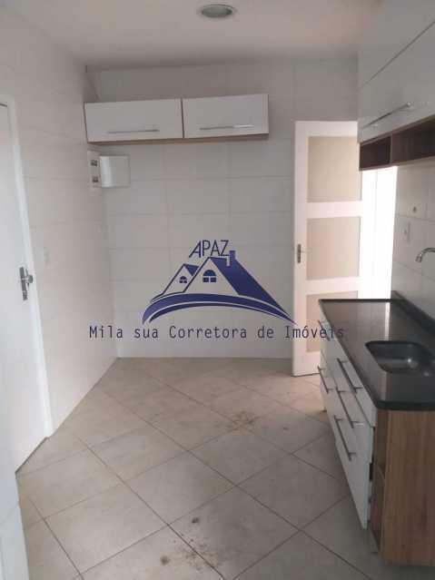 COZINHA - Apartamento 3 quartos à venda Rio de Janeiro,RJ - R$ 950.000 - MSAP30053 - 8