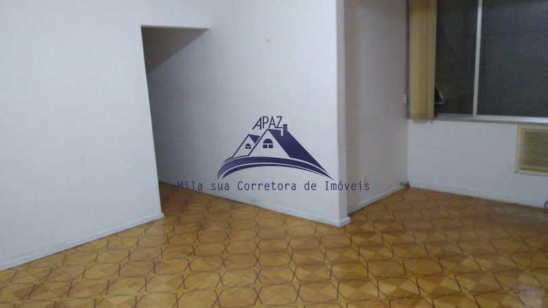 SALA AMPLA - Apartamento 3 quartos à venda Rio de Janeiro,RJ - R$ 1.100.000 - MSAP30054 - 1