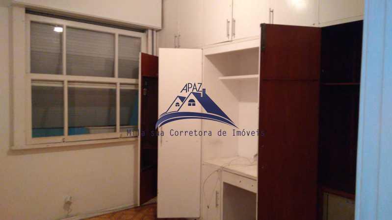 QUARTO 2 - Apartamento 3 quartos à venda Rio de Janeiro,RJ - R$ 1.100.000 - MSAP30054 - 5