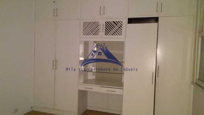 QUARTO 3 - Apartamento 3 quartos à venda Rio de Janeiro,RJ - R$ 1.100.000 - MSAP30054 - 6